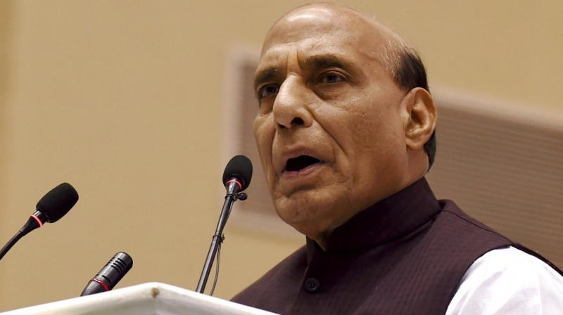 Our priority is to cut imports, be self-reliant: Rajnath Singh