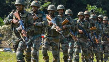As China flexes muscles, India kicks off military drill