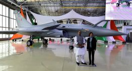 Seven Rafale fighter jets to arrive in India by April next year