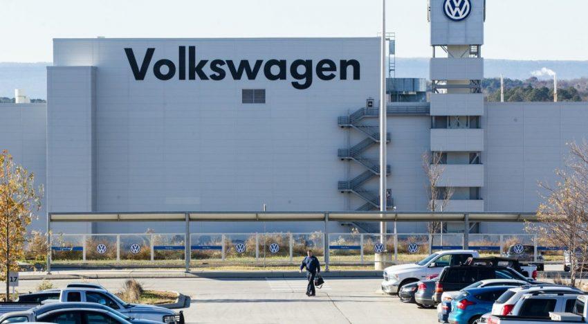 Volkswagen ramps up China electric car factories, taking aim at Tesla