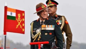 General Bipin Rawat set to be first Chief of Defence Staff
