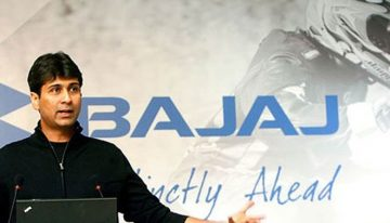 Rajiv Bajaj re-appointed as MD and CEO for the next five years