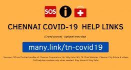 Chennai – COVID-19 – Help