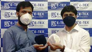 KAWACH – IIT Delhi Startup ETEX launches affordable & effective Face Mask