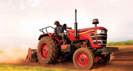 M&M domestic tractor sales up 12% at 35,844 units in June