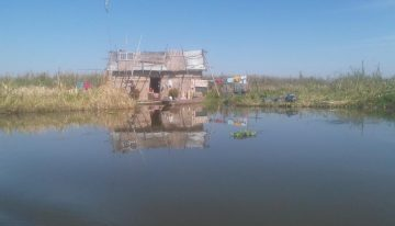 Restoring lakes not an engineering task: How some communities did the job