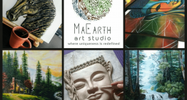 Rakhi's MaEarth Art Studio  – Where Uniqueness is redefined.