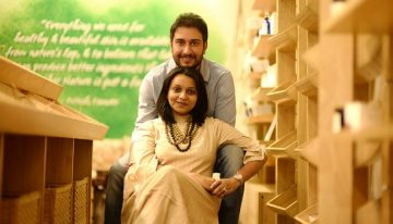 This Husband-Wife Team's Startup Is Expanding The Market For Organic Beauty Products