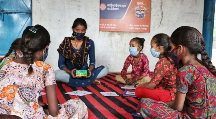 IIFL Foundation Runs Seamless Digital Education For 36,000 Girls Amid Pandemic
