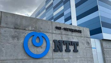 NTT Launches First 'Earthquake Resistant' Data Center In U.S
