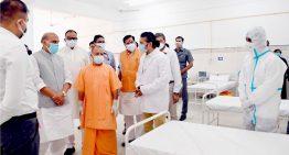 UPSIDA to create oxygen grid throughout Uttar Pradesh Creating Jobs in Distress