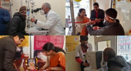 Sightsavers' Netra Vasant Rural Eye Health Program en-visions a brighter future for the rural mass