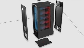 Vertiv opens its first micro data center in the EMEA region.