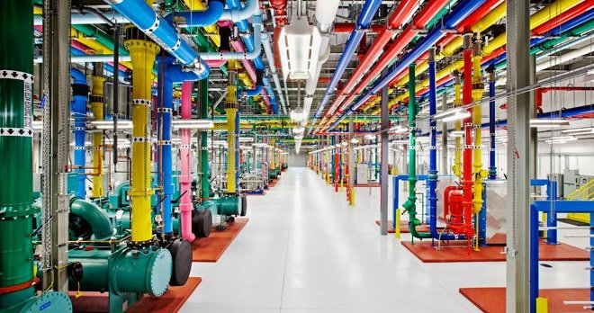 """Google distributes """"movable"""" compute tasks through data centres in order to maximize the usage of renewable energy sources in the field."""