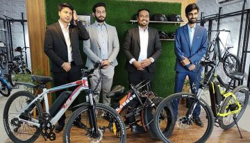 EMotorad – With its Made in India electric cycles, this EV startup is riding to success.
