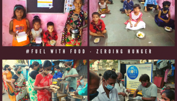 Xoriant – The 'Fuel with Food Program' aims to eradicate widespread hunger and malnutrition.