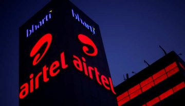 Bharti Airtel intends to invest $470 million in up to eight data centres.