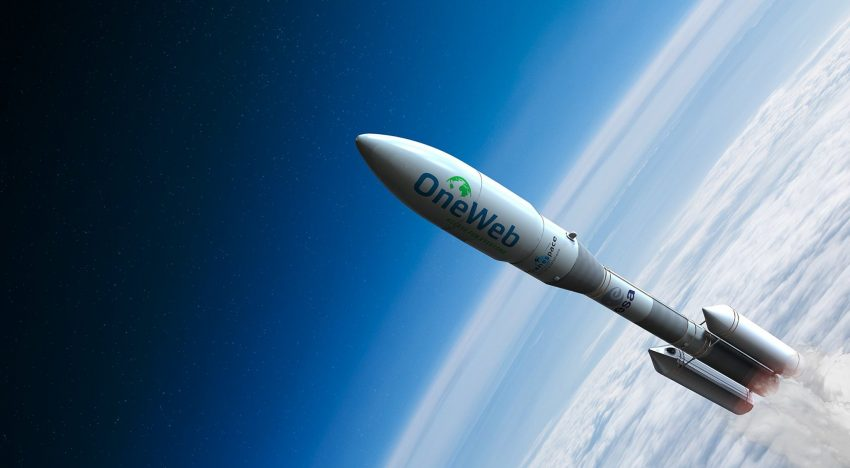 Bharti Global invests an additional $500 million in OneWeb.