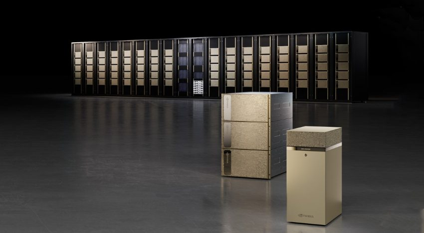 Nvidia Offers Enterprises DGX SuperPOD Subscriptions and DPU Servers