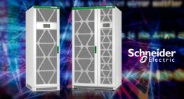 Schneider Electric provides UPS as a service.