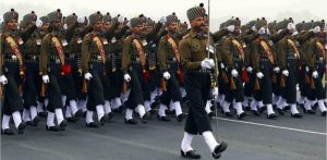 the oldest infantry regiment of the Indian Army