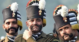 Madras Regiment – the oldest infantry regiment of the Indian Army