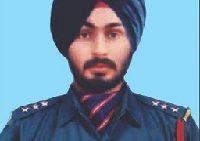 Captain Gurjinder Singh Suri ,  MVC
