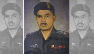 Lieutenant GeneralVed Prakash Airy,MVC