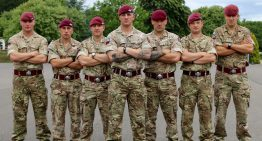 The Parachute Regiment – special forces regiment of the Indian Army