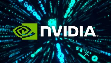 NVIDIA maintains a stranglehold on the market for AI processors in cloud and data centres.