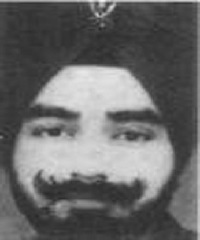 Lieutenant Colonel , Inderbal Singh Bawa