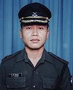CaptainKeishing Clifford Nongrum,MVC