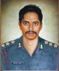 Pratap Singh , Capt