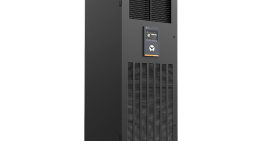 In Asia, Vertiv introduces the Liebert DM Edge cooling unit.