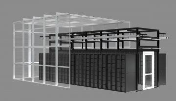 Subzero introduces the Edge modular flatpack data centre.